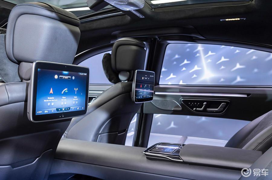 颠覆性设计,全新奔驰S级MBUX车载系统发布