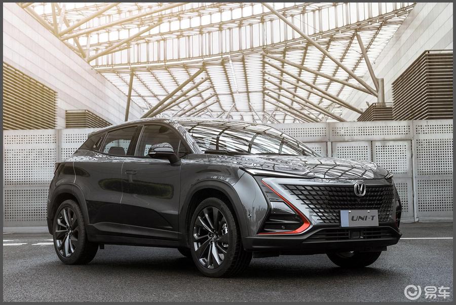 长安UNI-T对比吉利ICON,自主品牌潮流SUV谁更值