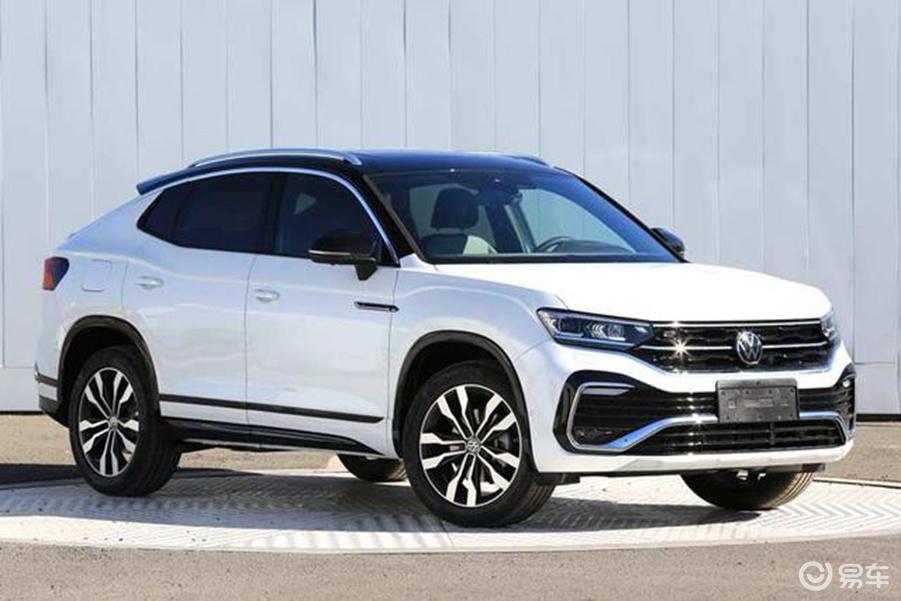 一汽-大众首款轿跑SUV 有望命名探岳X