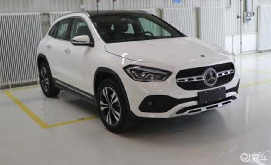 奔驰全新SUV或将8月国产上市 新车预计或售25万起