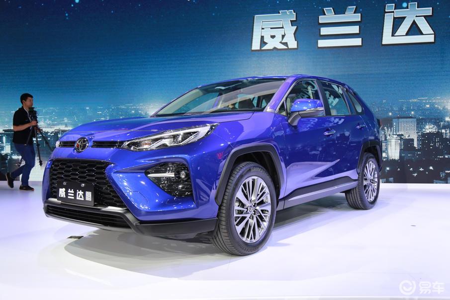 广汽丰田威兰达前瞻 或不足17万起,双车型战略能成功吗?