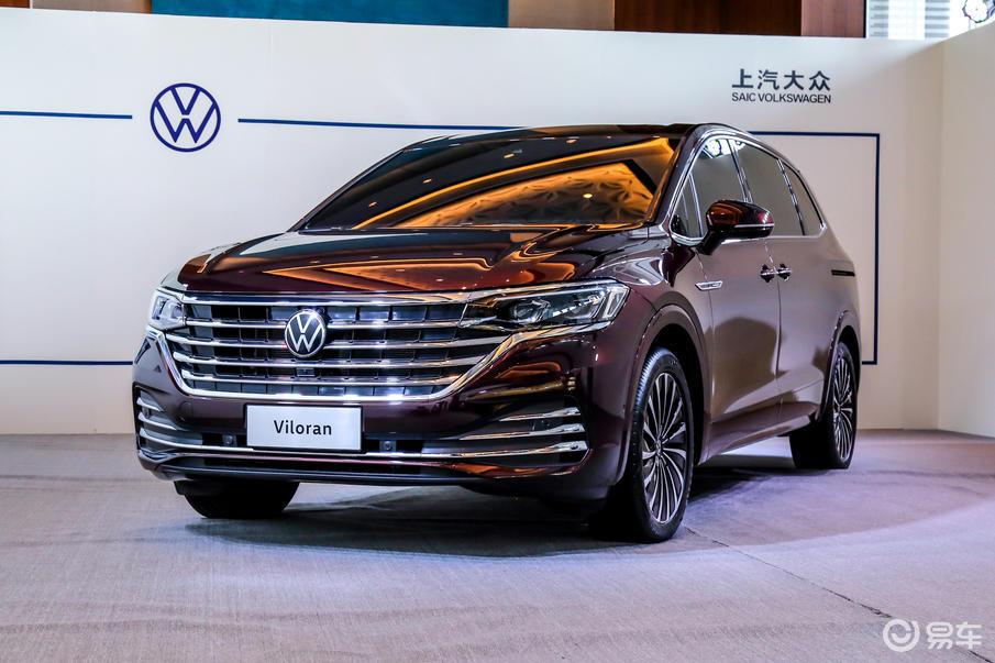 上汽大众Viloran或将于6月上市,中文名称或为威昂