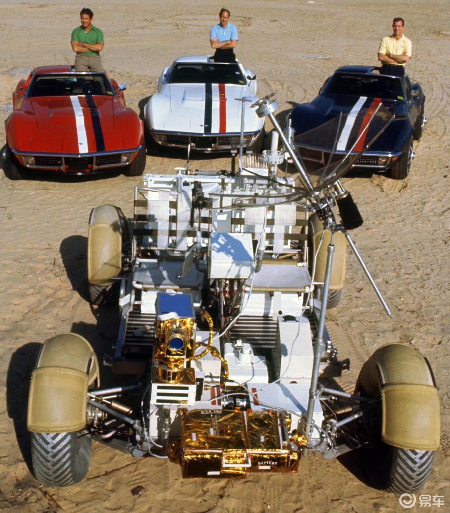 除了阿波罗和宇航员 雪佛兰也是人类登月的一大功臣