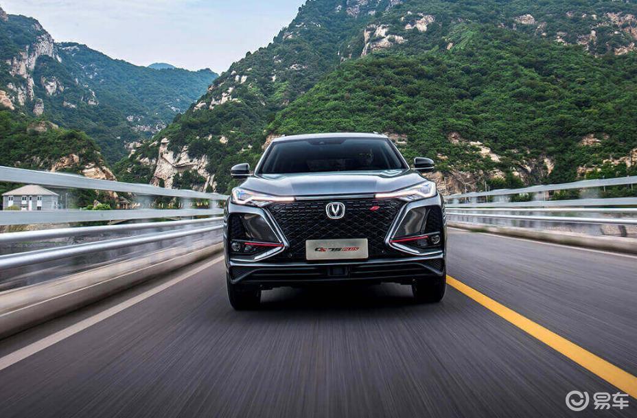 1月份SUV销量前十五名出炉,CS75第二,GS4第七