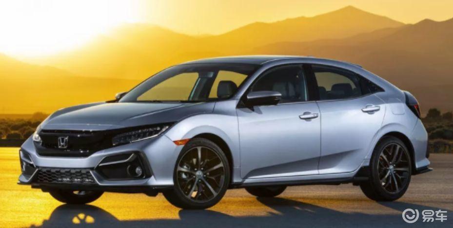 共推出6款新车,本田品牌2020年新品规划!