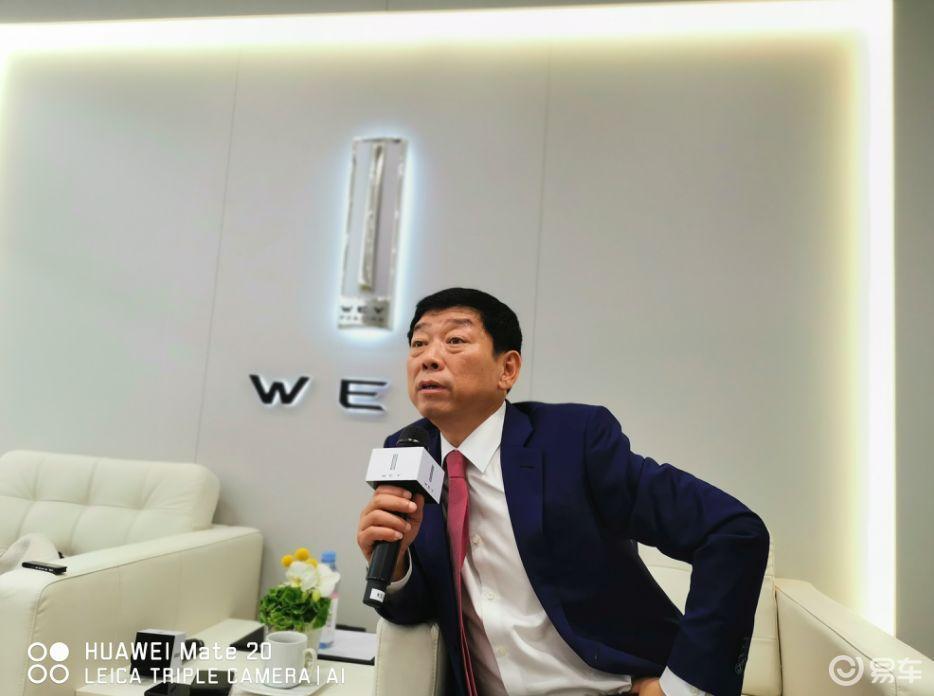 魏建军:长城盈利下来了,我内心却更踏实了丨小林对话