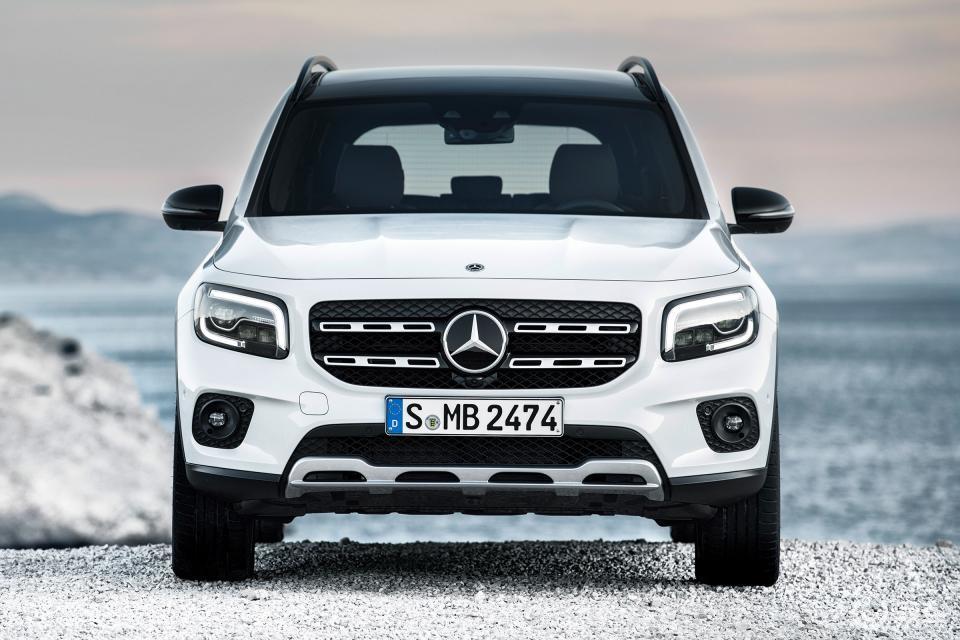 奔驰EQ品牌下第二款SUV车型EQB将于2021年推出