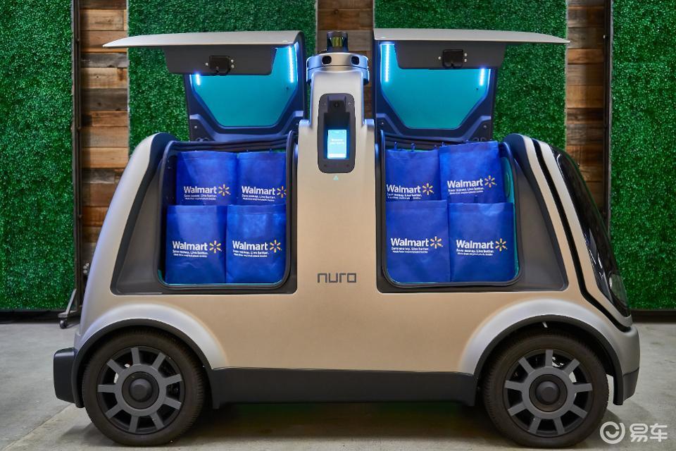 沃尔玛在美国都用无人车送货上门了,中国啥时候能实现?