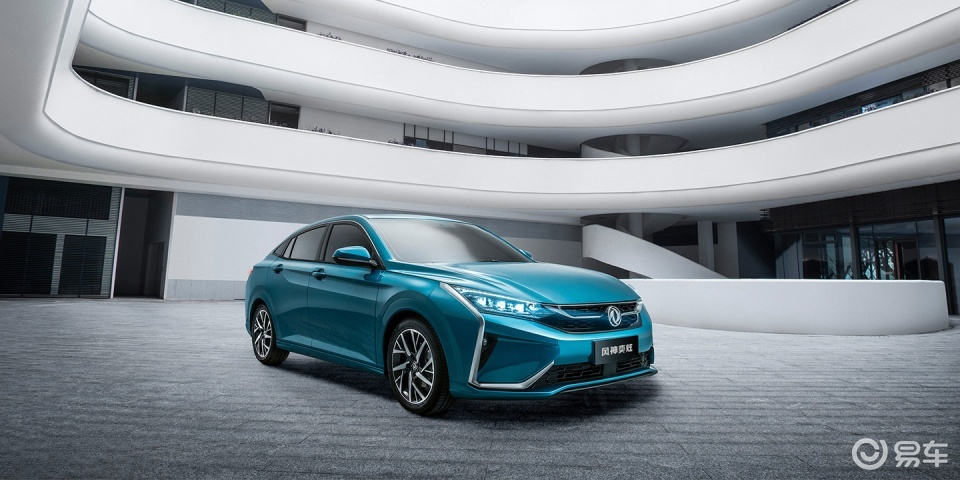 全系推出8款车型,2020款奕炫车身结构为四门五座