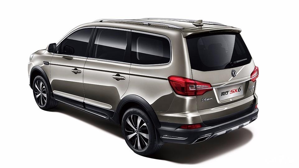 【新车上市】东风风行SX6上市 售6.59万元