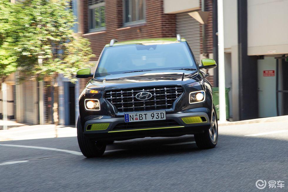 2020款现代Venue定位小型跨界SUV,值得关注?