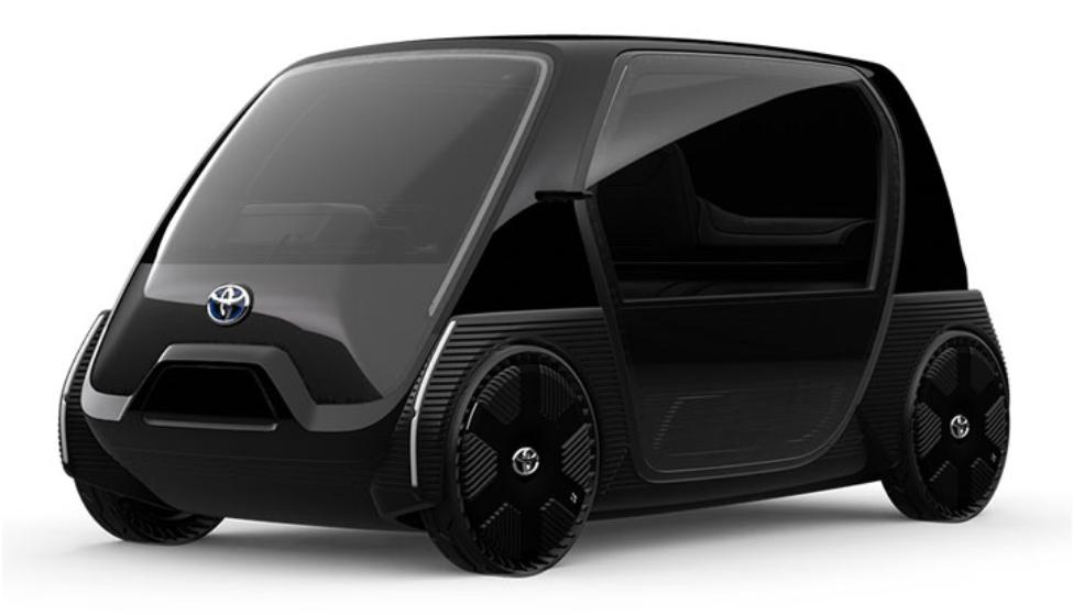 丰田最新一系列电动车公开,网友:太不务正业,但我喜欢!