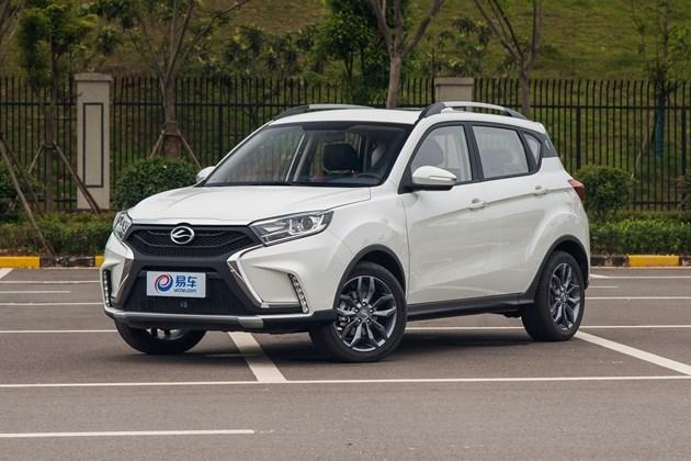 小型SUV陆风X2正式上市