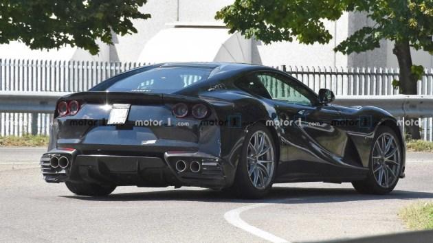 法拉利812 GTO即将发布 搭载6.5L V12自吸发动机