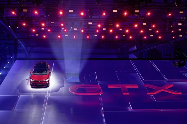 GTI纯电版就是GTX? 大众ID.车型高性能品牌GTX有什么来头