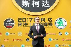 环法自行车赛来到上海